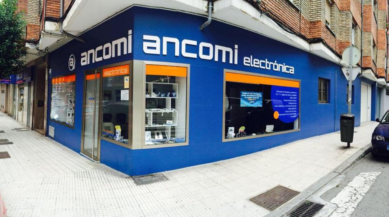 Ancomi electrónica
